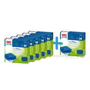 Juwel BioPlus Fine BioFlow Fine 3.0 M (5+1 gratis)