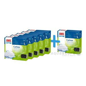 Juwel Carbax bioFlow 6.0 L (5+1 gratis)