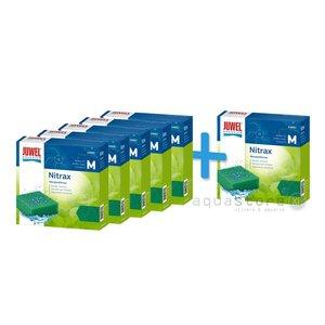 Juwel Nitrax BioFlow 3.0 M (5+1 gratis)