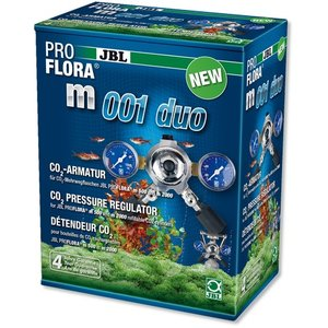 JBL PROFLORA M001 DUO CO2 DRUKVERMINDERAAR