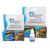 Aquarium Munster Aquavital conditioner+ 20 ml