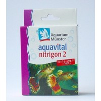 Aquarium Munster Aquavital nitrigon 2, 10 x 2 g