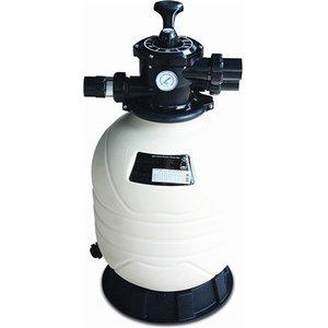 Mega+ MFV top mount zandfilter 7,5 m³/h