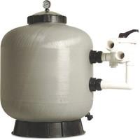 Mega S450, 8 m³/h Side mount zandfilter