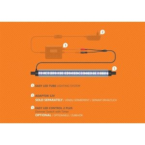 Aquatlantis EASY LED TUBE 438 MM 12V-1.5A