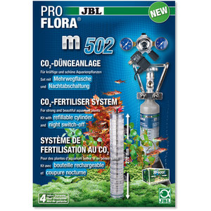 JBL Proflora M502 set co2