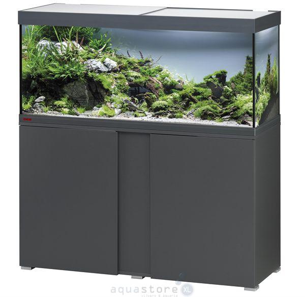 Aquarium vivaline 240 set aquarium met meubel aquastorexl for Prix aquarium