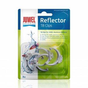 Juwel KUNSTSTOF-KLEMMEN VOOR REFLECTOREN T8 4 ST.