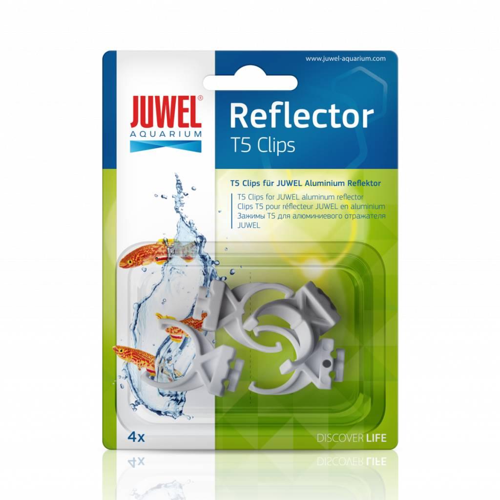 juwel kunststof klemmen voor reflectoren t5 4 st