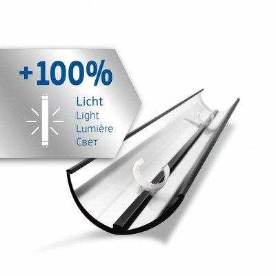 Juwel HIFLEX REFLECTOR VOOR T5 24 W/T8 15 W 438 MM
