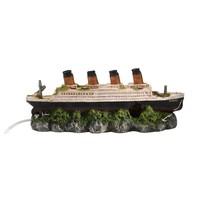 Aqua D'ella Titanic met luchtsteen