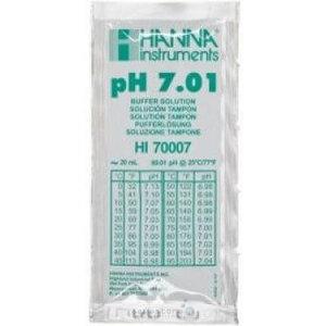 Hanna Instruments Kalibratievloeistof pH 7,01 - 1 zakje 20ml