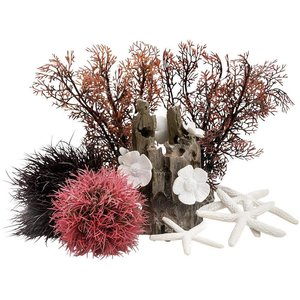 biOrb Decoratieset Red Forest voor 15 liter