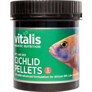 Vitalis Rift Lake Cichlid Pellets - Red