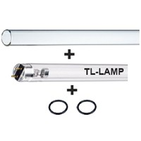 AquastoreXL UV-C TL LAMP SET voor 30 watt tmc unit