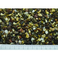 Superfish aquariumgrind gravel donker 3-6 mm, 4 kilo