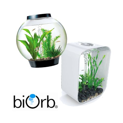 biOrb aquaria