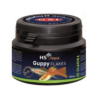HS Aqua / O.S.I. Guppy Flakes