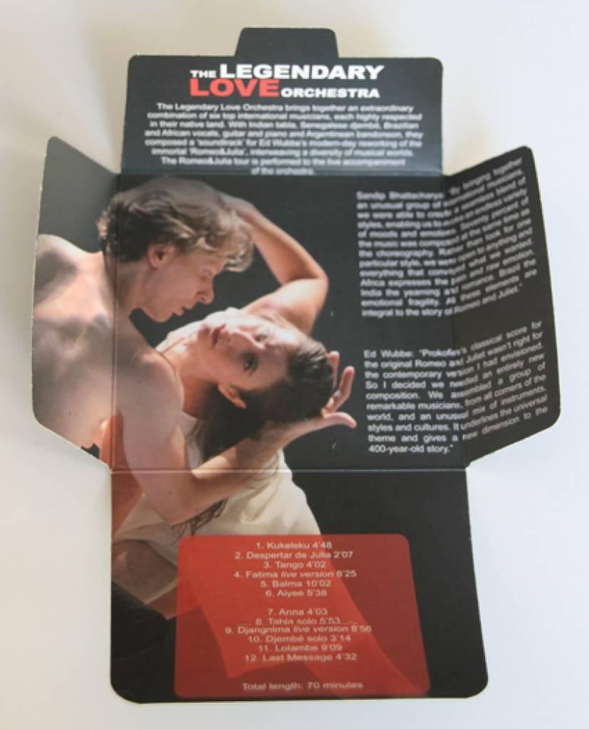 CD Romeo&Julia