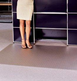 Floortex Cleartex bureaustoelmat Baliemat tapijt vloer