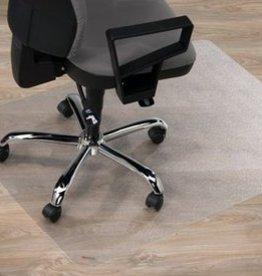 Floortex Cleartex bureaustoelmat Stoelmat harde vloer Polycarbonaat recht