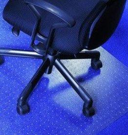 Rillstab Stoelmat voor zachte vloer met nopjes