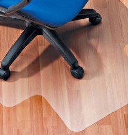 Our Choice Stoelmat harde vloer PVC met lip