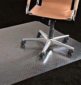 Our Choice Stoelmat tapijt vloer PVC met lip