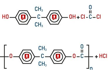 Polycarbonaat vloermatten