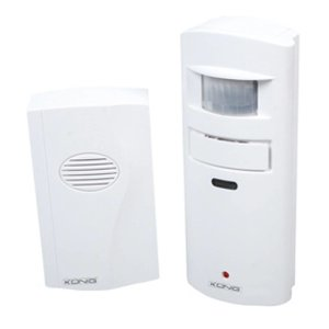 König alarm met bewegingsmelder 105 dB