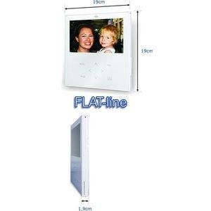 """ELRO VD71 Videodeurintercom 7"""" kleurenscherm"""