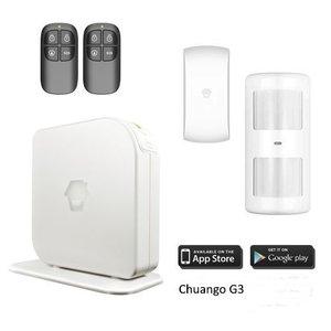 Chuango G3 Draadloos alarmsysteem met SMS functie