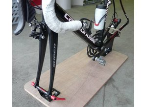 Support Rear fork bicycle