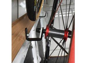 Support de roue pour mur