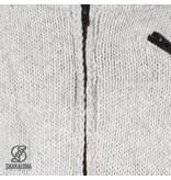 Shakaloha Crush Collar Vest Grijs
