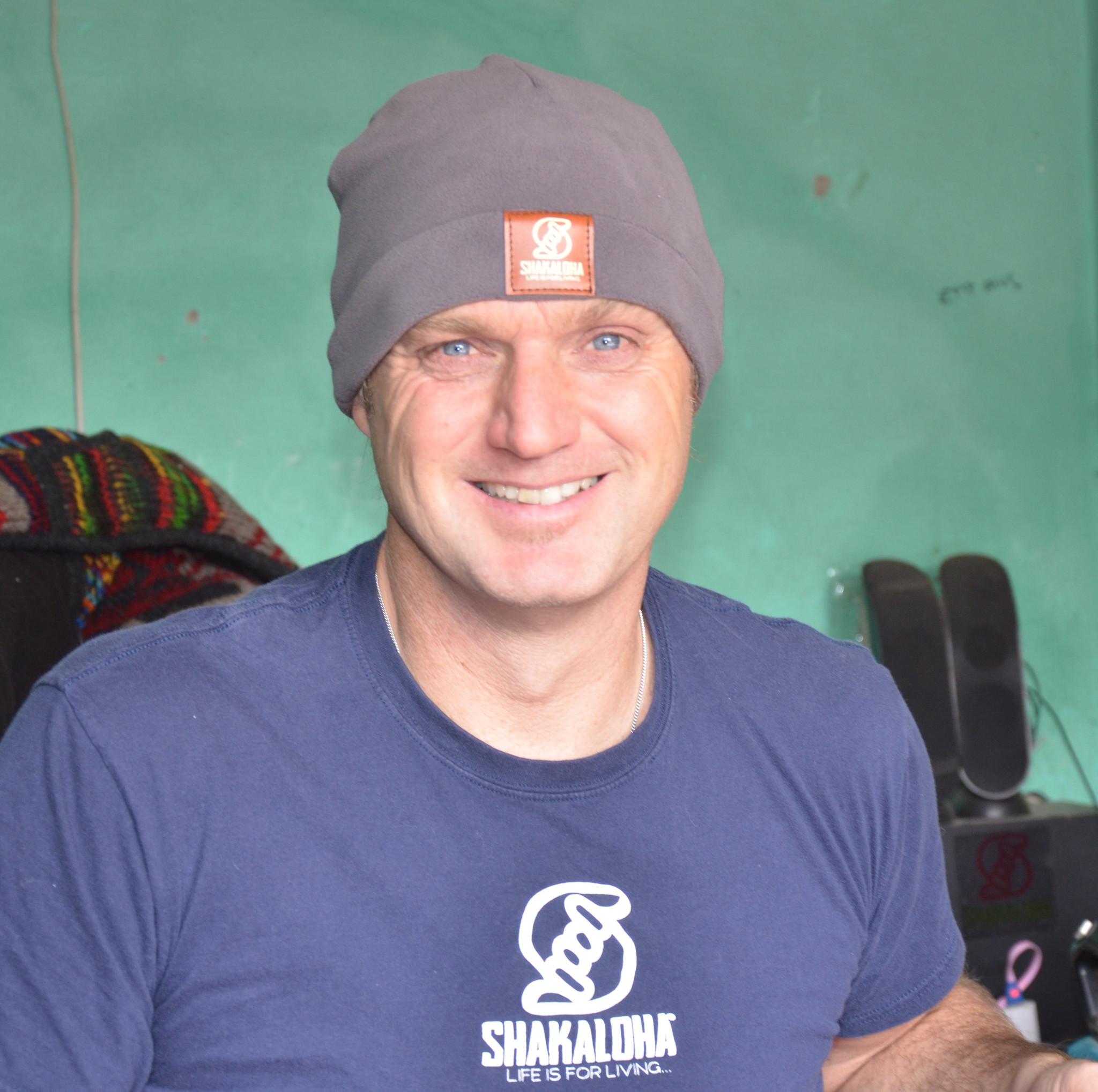 Shakaloha Owner André Blom