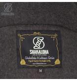 Shakaloha Trinity Antraciet Lang Wollen Dames in zwart antraciet