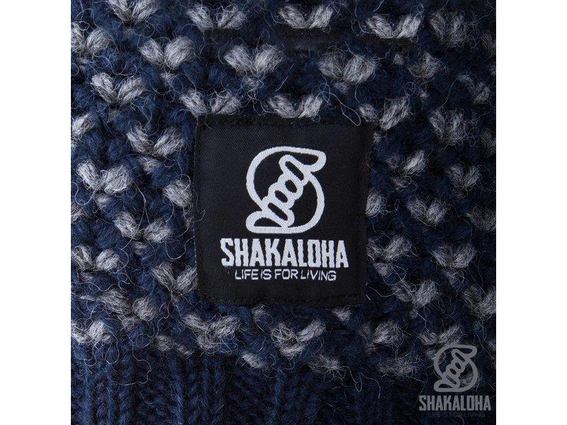 Shakaloha Marlin Navy Grey