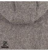 Shakaloha Heren Wollen Vest Gadi Classic Light brown