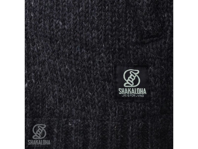 Shakaloha Radical Ziphood Antracite