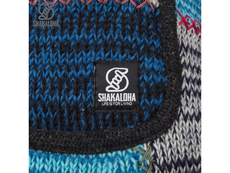 Shakaloha W Patch NH Mixblue