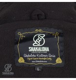 Shakaloha W Rib Patch ZH BlackNavyRed