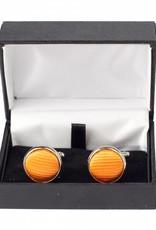 Oranje manchetknopen