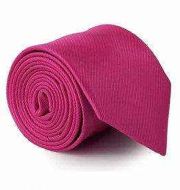 Stropdas fuchsia-roze