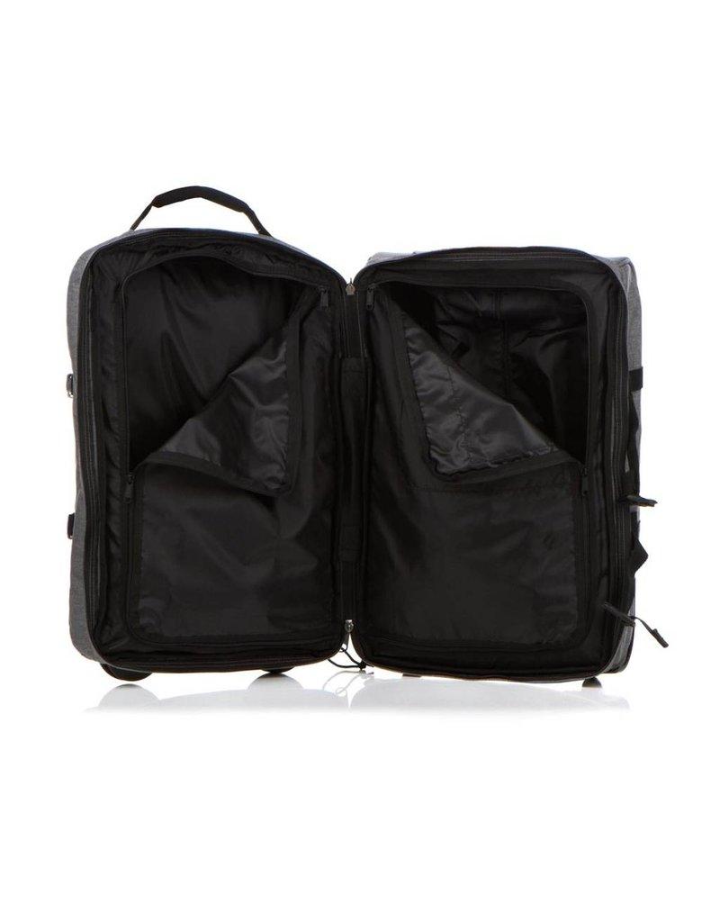 Eastpak Eastpak Tranverz S Sunday Grey Handbagage reistas met wieltjes