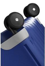 Samsonite Samsonite S'Cure Spinner 69cm Dark Blue flowlite spinner koffer