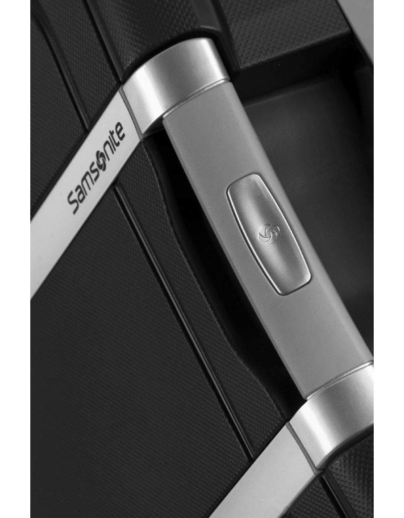 Samsonite Samsonite S'Cure Spinner 69cm Black flowlite spinner koffer