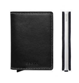 Secrid Secrid Slim Wallet Original Black pasjeshouder
