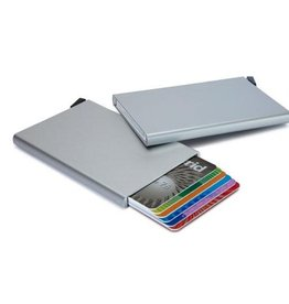 Secrid Secrid Card Protector Silver pasjeshouder