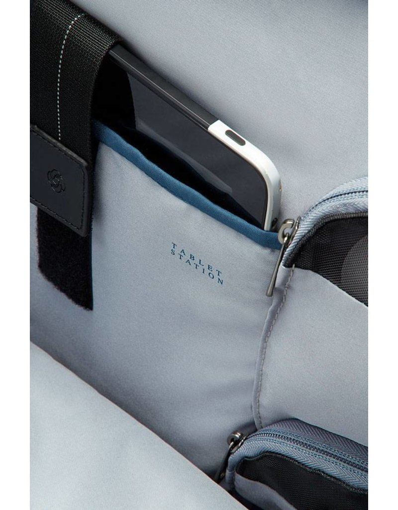 Samsonite Samsonite Spectrolite Laptop Rugzak 17.3 inch uitbreidbaar zwart zakelijke expandable laptoprugtas